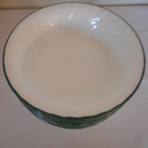 4 Corelle NWOB Holiday Magic Cereal Soup Bowls